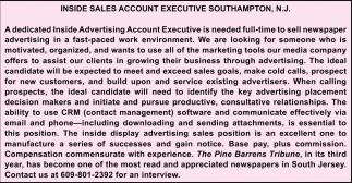 Inside Sales Account Executive